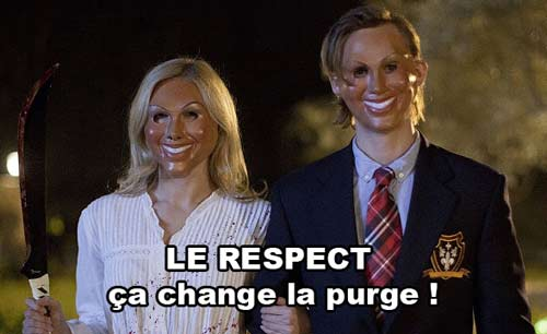 American Nightmare The Purge la critique pourrie