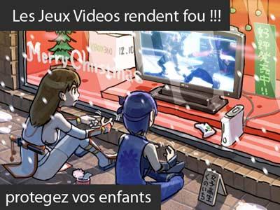 Pub anti jeux vidéo