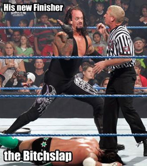 nouvelle technique de l'undertaker