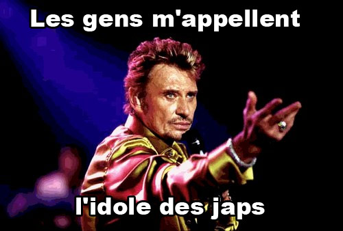 L'idole des japs johnny