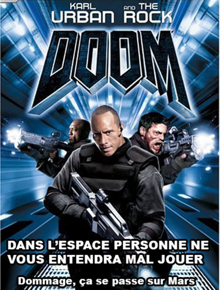 Doom la critique pourrie