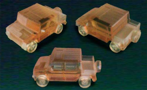 Modelisation Hummer