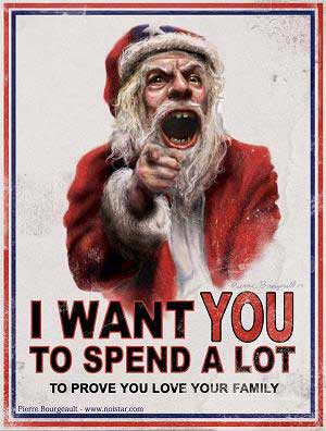 Pere Noel I want you