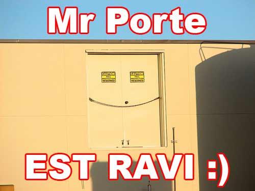 Mr Porte est ravi :)