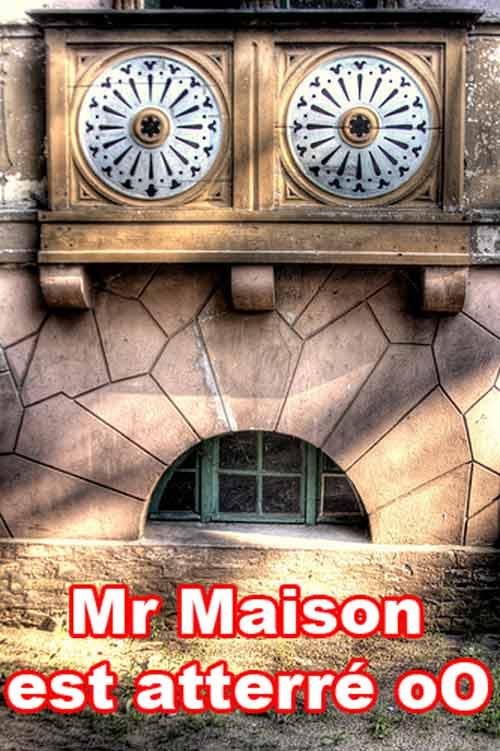 Mr Maison est atterré oO