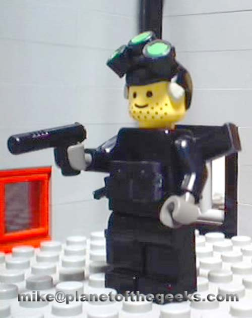 Lego sam fisher