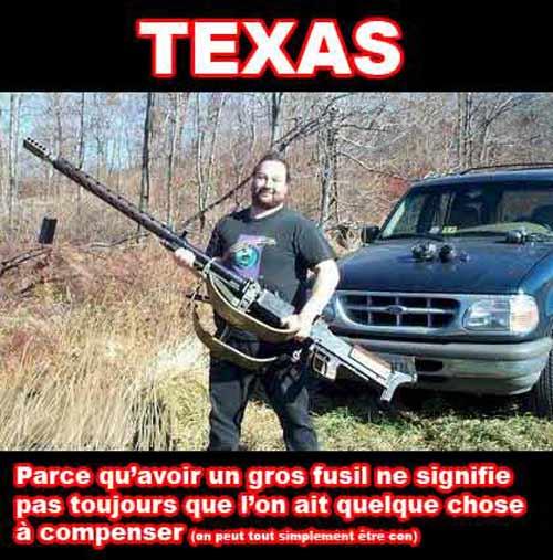 texas gros fusil
