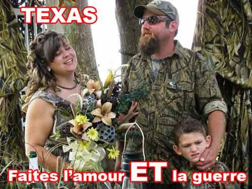 texas mariage
