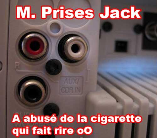 M. Prises Jack