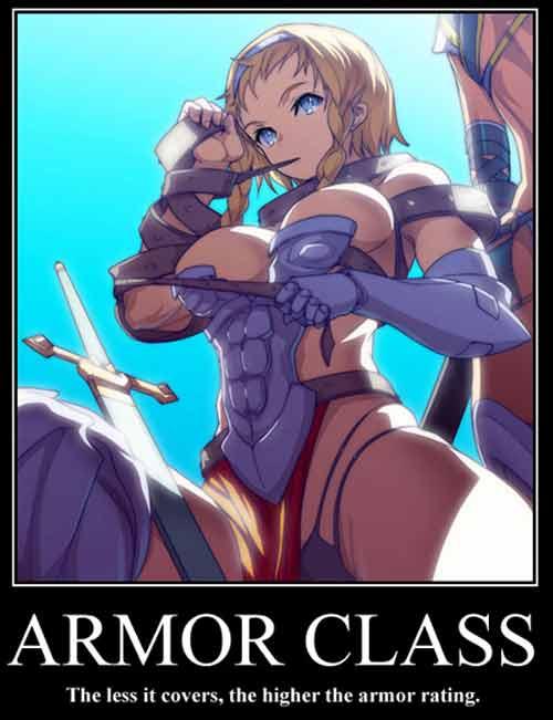 Classe d'armure
