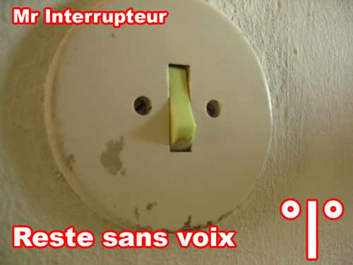 Mr Interrupteur