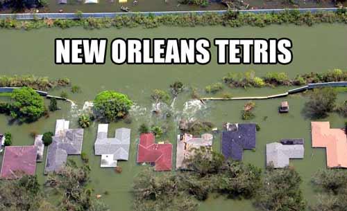 New Orlean Tetris