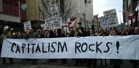 Manifestation capitalism rox