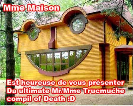Mme Maison