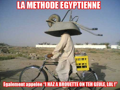 Acné méthode egyptienne