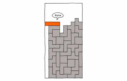 Fuck Tetris