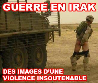 Guerre en irak violence