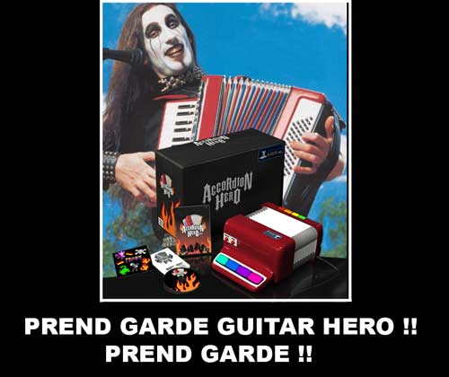 Accordeon hero