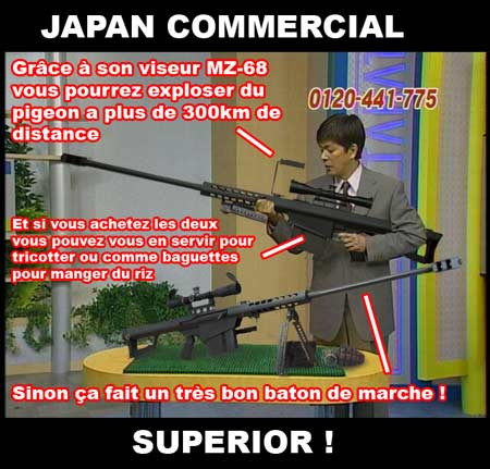 Japon commercial