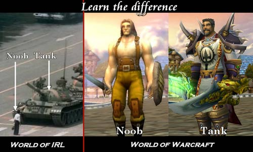 IRL MMORPG