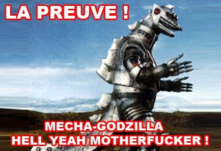Mecha-Godzilla
