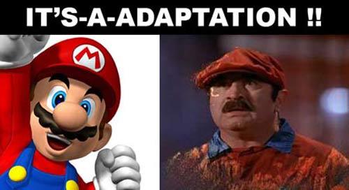 Adaptation jeu vidéo en film