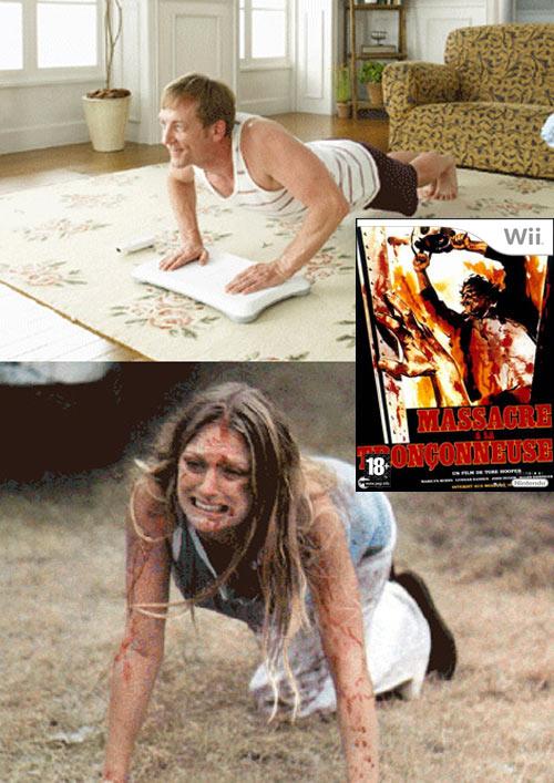 Hardcore Wii Massacre à la tronçonneuse
