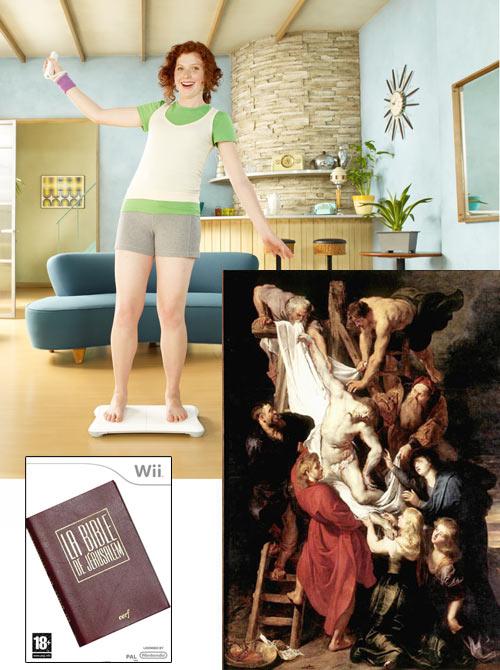 Hardcore Wii Bible jésus