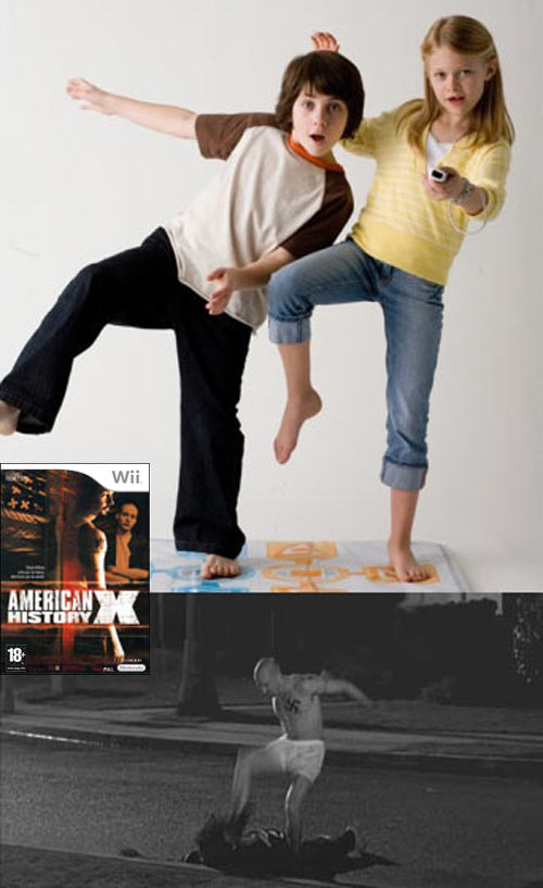 Hardcore Wii American History X