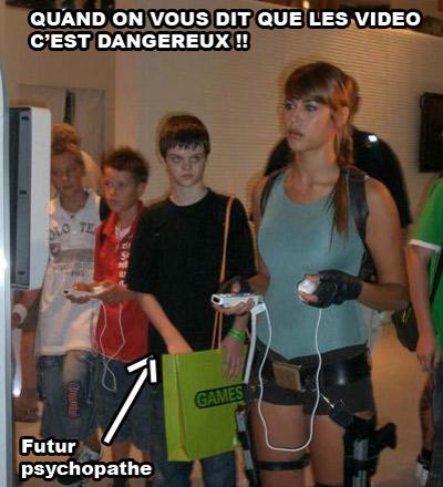 JV = danger