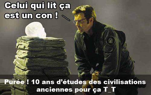 Stargate, 10 ans d'études