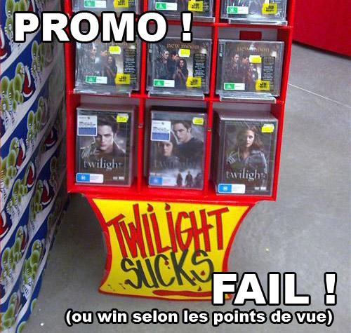Promo fail