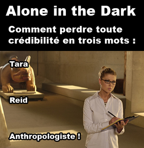 Alone in the dark - tara reid