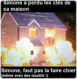 Explosion Maison