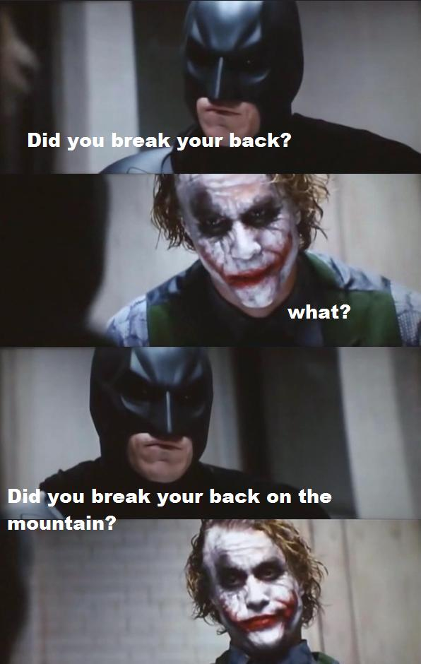Les Super Images Breakyourback