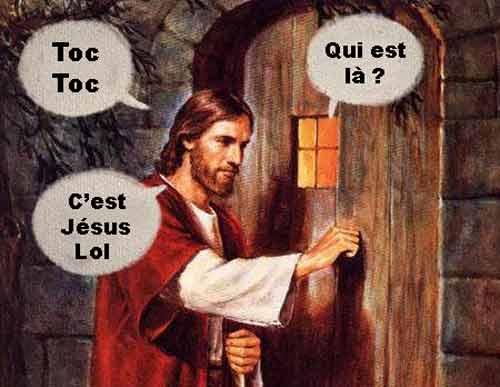 C\'est Jésus, LOL