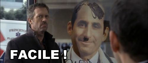 dr house facile