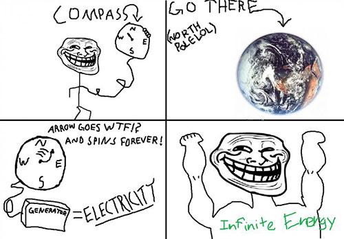 Moteur a énergie libre infinie