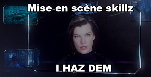 Resident Evil Retribution la critique pourrie