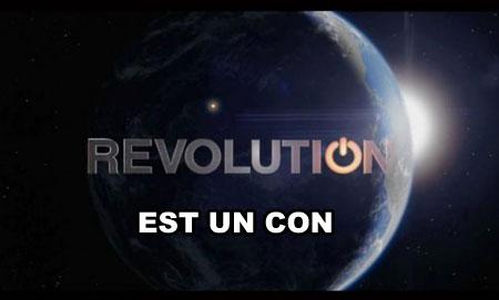 Révolution la série télé en carton