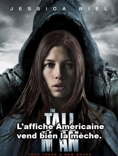 The Secret The Tall Man la critique pourrie