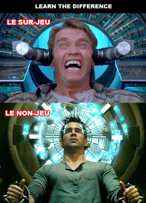 Remake Total Recall